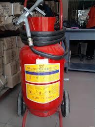 Cách kiểm tra bình chữa cháy bột