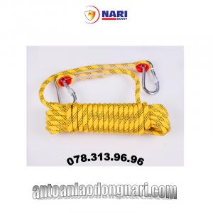 dây cứu hộ lõi thép dài 30 mét