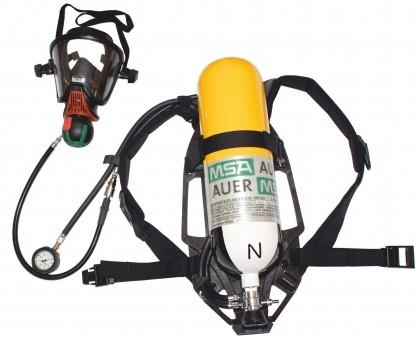 Mua bình khí thở MSA chất lượng tại Công ty Nari