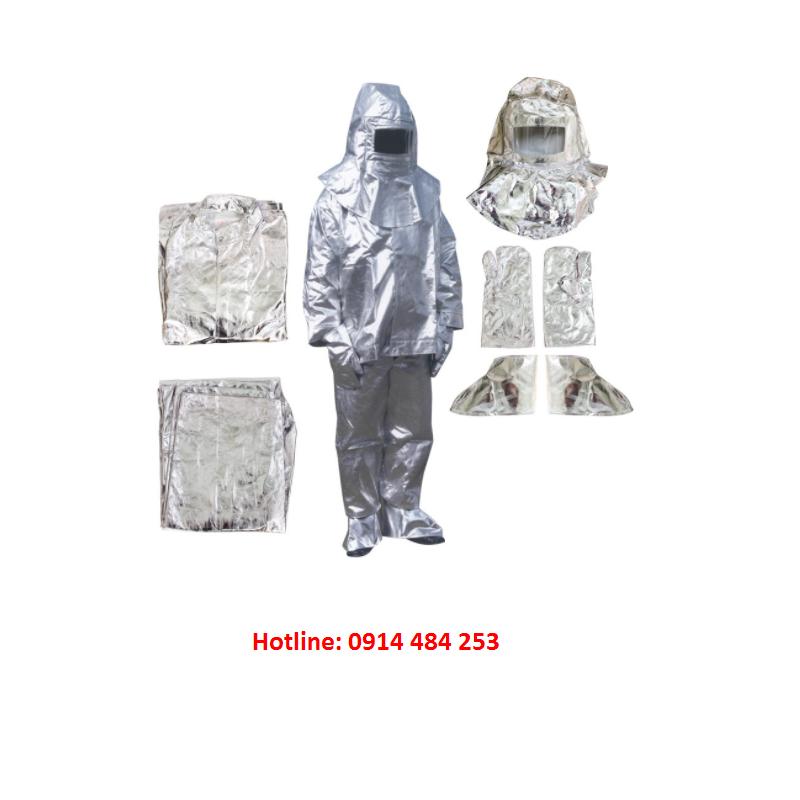 Những thông tin cần biết về Quần áo chống cháy 1000 độC