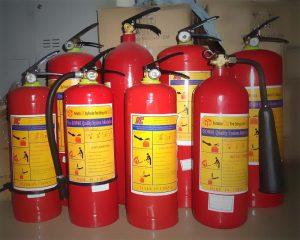 Bình phòng cháy là một thiết bị quan trọng trong công tác phòng cháy chữa cháy