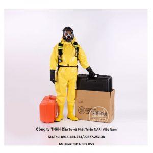 Bình dưỡng khí và mặt na an toàn, dễ sử dụng trong nhiều điều kiện khác nhau