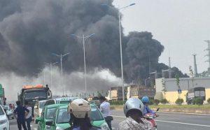 Không khí đang đang bị ô nhiễm nghiêm trọng do nhiều vấn đề gây ra