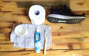 Hãy vệ sinh đúng cách để đôi giày đươc bền lâu